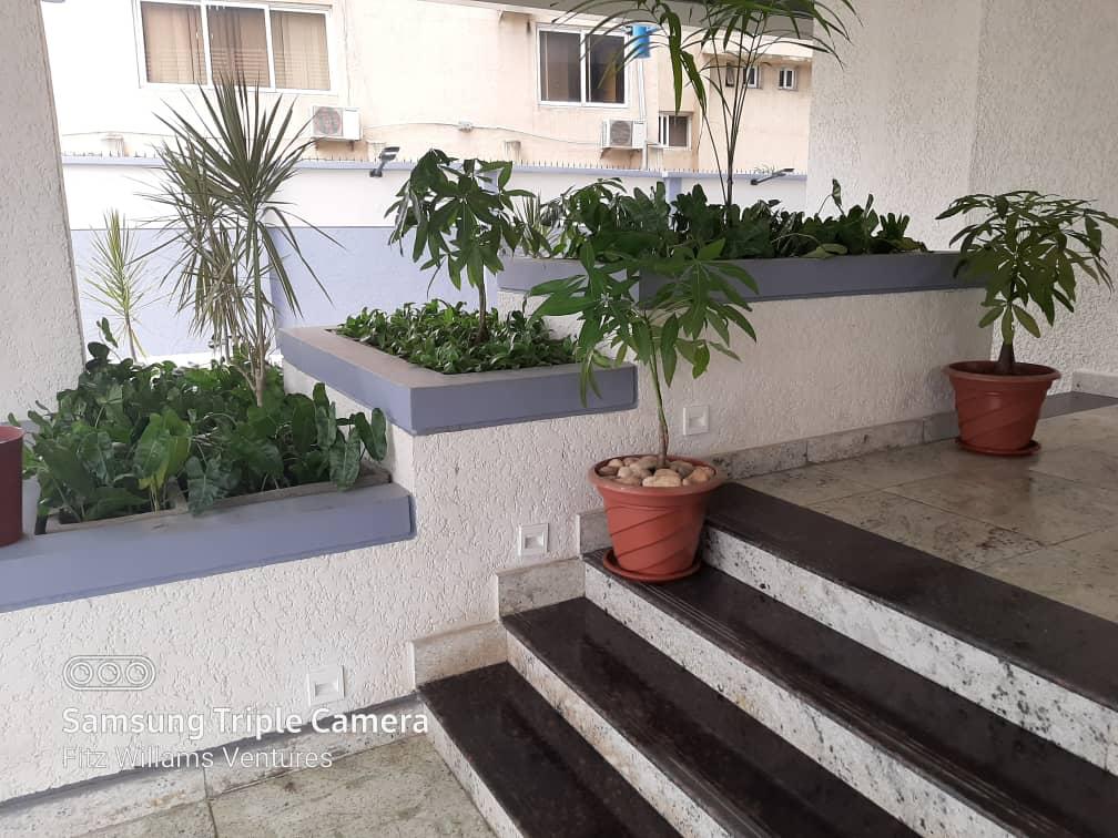 Landscaping at Lasaco Assurance Limited